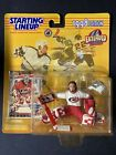 1998 Edition Starting Lineup Trevor Kidd Action Figure Extended Series.  New