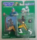NEW 1998 STARTING LINEUP NFL JEROME BETTIS PITTSBURGH STEELERS FIGURE! a79