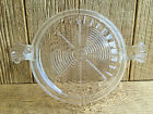 Fire King Oven Glass Vintage Kitchen Hot Plate Hotplate Trivet Rest Glassware