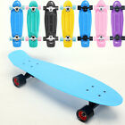 27 skateboard Plastic deck High Quality Bearings Penny Style Board UPS shipping