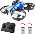 Mini Drones for Kids and BeginnersHelicopter with Remote ControlRC Pocket Quad