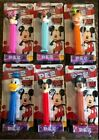 2020 DISNEY MICKEY MOUSE PEZ SET OF 6 - STEAMBOAT WILLY & VINTAGE MINNIE Canada