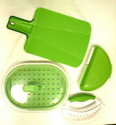 Weight Watchers Welcome Kit Cutting Board Chopper Egg Cooker Steamer
