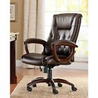 Leather Computer Office Chair Heavy Duty Gaming Rolling Desk Best Executive High