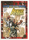 2015 Upper Deck Avengers: Age of Ultron Trading Cards 4