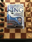 Stephen King Signed From A Buick 8 F F First Edition Hardcover Autographed
