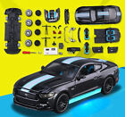 Maisto 124 2015 FORD MUSTANG GT 50 Assembly DIY Racing Car Diecast MODEL KITS