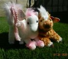 Ty Beanie Babies: Avalon, Enchanting, & Durango All Retired MINT Condition