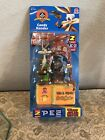 1998 Warner Brothers Looney Tunes PEZ Wile E. Coyote Candy Hander Road Runner