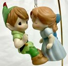 2020 Hallmark Disney Peter Pan and Wendy Limited Edition Precious Moments