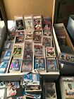 ** 4,000 VINTAGE SPORTS CARD COLLECTION FREE SHIPPING **