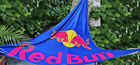 Vintage RAYMASTER double image BIG triangle flag for shadow Red Bull