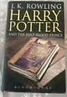 1st Edition Harry Potter and the Half blood Prince by J K Rowling 2005 Error