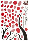 Creative tree Large Wall Decals Stickers Appliques Home Decor