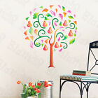 Fairy Tree Wall Decals Stickers Appliques Home Decor