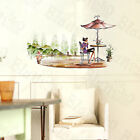 Afternoon Tea Large Wall Decals Stickers Appliques Home Decor