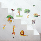 African Field Wall Decals Stickers Appliques Home Decor