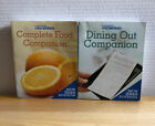 Weight Watchers WW COMPLETE FOOD DINING OUT COMPANION Books My Momentum 2010 Set