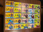NHL Topps Hockey Trading Cards 1968-69 Lot Of 50 Orr Cheevers