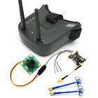 Racing Drone FPV Kit with Mini 58G Goggles 25 200 600mW Transmitter Camera +++