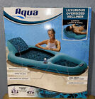 Aqua Luxurious Oversized Recliner Inflatable Pool Float Relax in Luxury