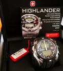 Swiss Military Hanowa Herrenuhr Highlander 06-4174 Neu&OVP