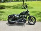 2017 Harley-Davidson Sportster  2017 Iron 883 Harley Davidson Sportster with Low Miles!  One Owner Excellent
