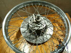 Honda CB750 front wheel, rim, disc brake, rotor, axle, Speedo driv 44701-405-771