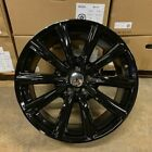 19 GLOSS BLACK GS FSPORT STYLE WHEELS RIMS FITS TOYOTA CAMRY AVALON HIGHLANDER