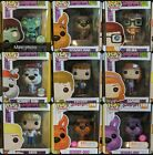 FUNKO POP! SCOOBY-DOO LOT 10 CREEPER VELMA DAPHNE FRED SHAGGY VAULTED EXCLUSIVES