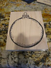 Outlines Rubber Stamp Empty Ornament Rubber Stamp