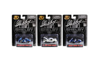 Carroll Shelby 50th Anniversary 3 piece Set 1 64 Diecast Model Cars by Shelby Co