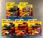 MATCHBOX 2020 SUPERFAST  SET OF 5  TRUE GRIP TIRES 1963 CHEVY C10 71 NISSAN