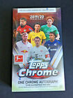 2019-20 Topps Chrome Bundesliga Soccer Hobby Box Sealed Haaland Sancho Reyna