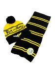 Official Rick and Morty Banana Beanie & Scarf Gift Set