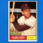 Orlando Cepeda Cards, Rookie Card and Autographed Memorabilia Guide 6