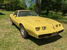 1979 Pontiac Firebird Almost a Barn Find Owned by my now 85 Year Old Mom for well over 30 Years