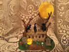LEMAX SPOOKY TOWN 2009 HAPPY-HOWL-O-WEEN LIGHTED VILLAGE ACCESSORY