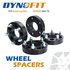 4PC 125 5x45 to 5x5 Wheel Spacers Adapters 1 2x20 Studs for Jeep JK TJ YJ KK
