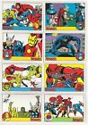 2015 Rittenhouse Avengers: Silver Age Trading Cards 9