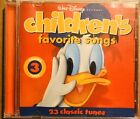 Children's Favorites, Vol. 3 by Disneyland Cast/Disney/Larry Groce (CD,...