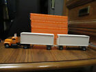 WINROSS TRUCK MIB YELLOW FREIGHT DOUBLES