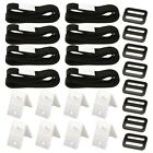 20XPool Cover Roller Attachment Solar Blanket Straps Kit Universal Pool St X3P7