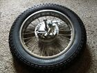 Wheel 12 Inch Scooter Moped Front Tire Complete Brake Assembly Metro City Rider