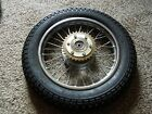 Rear Wheel 12 Inch Scooter Moped Tire Complete Gear Assembly Metro City Rider
