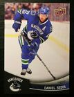 2018-19 Upper Deck Subway Vancouver Canucks Hockey Cards 20