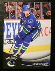 2018-19 Upper Deck Subway Vancouver Canucks Hockey Cards 11