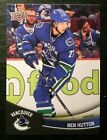2018-19 Upper Deck Subway Vancouver Canucks Hockey Cards 13