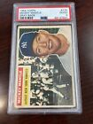 1956 Topps Mickey Mantle PSA 2 Yankees #135 Gray Back