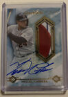 2020 Topps Diamond Icons 7 25 Miguel Cabrera Jumbo Patch On Card Autograph Auto